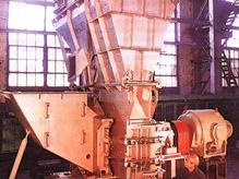 风扇磨煤机
