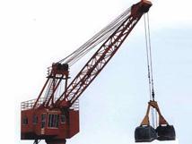 固定式卸船机