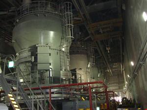 MP型辊盘式磨煤机
