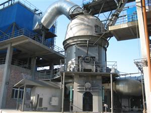 MLK MLN Vertical Roller Mill for Slag