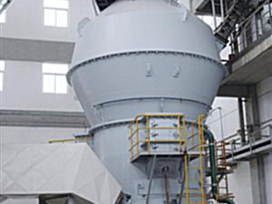 MLT Vetical Roller Mill for Desulphurization